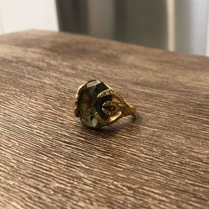 Stella & Dot Aurora Cocktail Ring